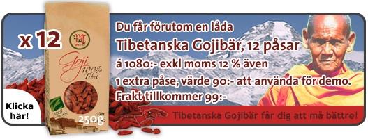 Picture of Gojibär 12 med 1 friex