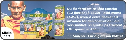Picture of PAKET Sancho 12 med 2 friex