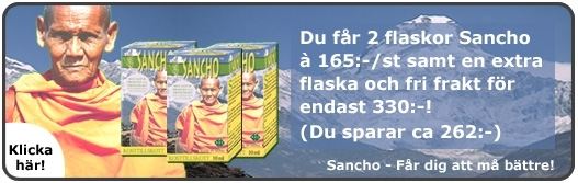Picture of PAKET Sancho 3 för 2